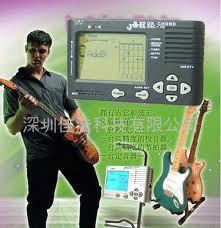 Electronic Guitar Tuner